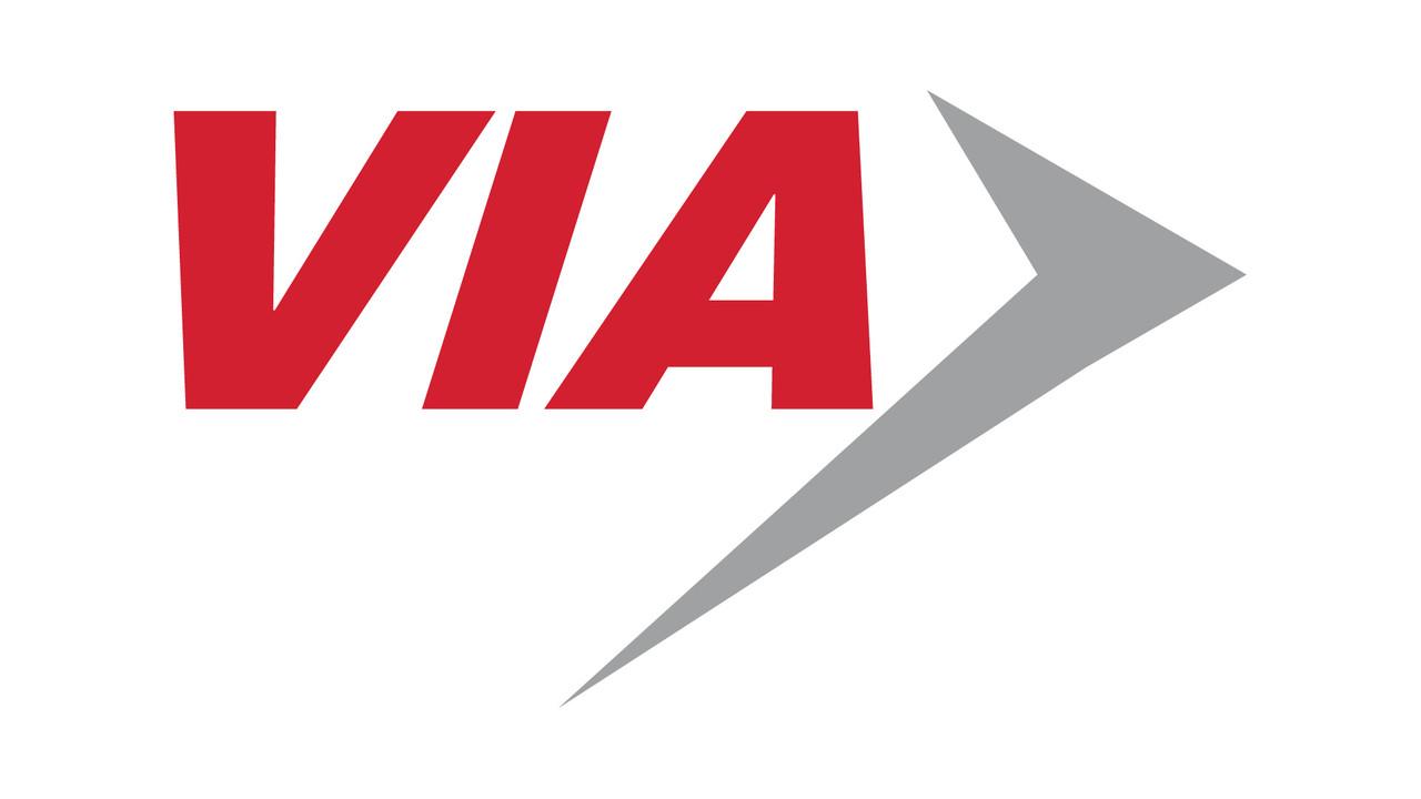 Image result for via logo