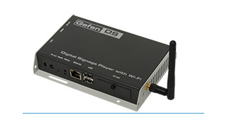 Digital Signage Player with Wi-Fi