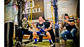 MD: Stertil-Koni's Erik Narvesen Sets Three National Records in Heavy Duty Lifting