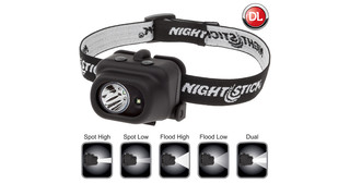 Nightstick NSP-4608B Multi-Function LED Headlamp
