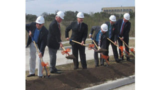 TX: Leaders Break Ground on New Transit Facility