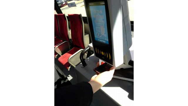 TX: Init Partners with Bytemark on Capital Metro's Mobile Ticketing Project