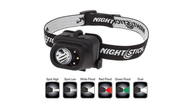 Nightstick NSP-4610B Multi-Function Headlamp