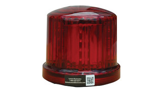 SL-360-M-R Red LED 360 Degree Beacon