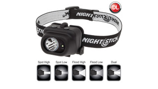 Nightstick NSP-4608B Multi-Function LED Headlamp