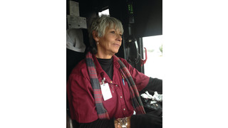 NM: For the First Time Ever, ABQ Ride's Most Senior Driver is a Woman