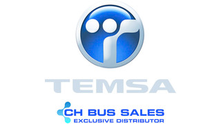 TEMSA (CH Bus Sales, Inc. is the exclusive distributor)