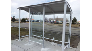MI: Gentex Funds Zeeland Bus Shelter for MAX Transit