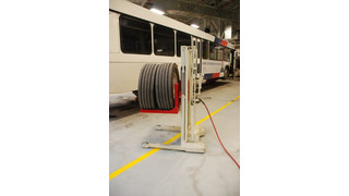 MD: New Analysis Shows Use of High Lift Wheel Dolly Reduces Fleet Maintenance Injuries by Up to 45% and Increases Alignment Precision