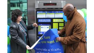 OH: Cincinnati Metro Unveils First Ticket Vending Machine