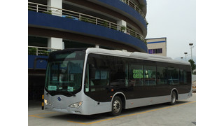 China: Dalian Purchases 1,200 BYD Buses
