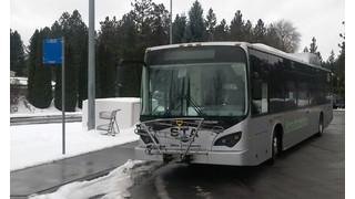 WA: Spokane Transit Evaluates All-Electric Bus on City Routes