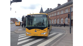 Denmark: BYD ebus Achieves 325km on One Single Charge in Copenhagen