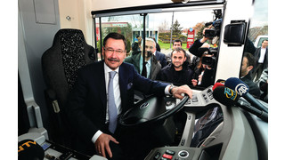 Turkey: Mayor of Ankara Launches BYD Pure Electric Bus Trial