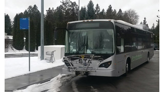 WA: Spokane Transit Evaluates All-Electric Bus on City Routes