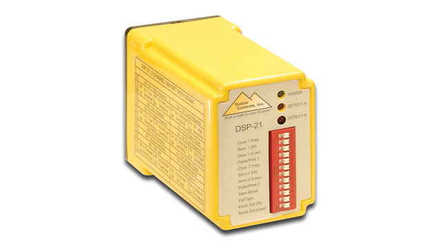 DSP-21 Directional Logic Counting Detector