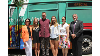 AZ: Winning Artwork from Design a Transit Wrap Contest Unveiled