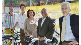 TX: Capital Metro Shows Commitment to Cycling Community with Six New MetroBike Shelters