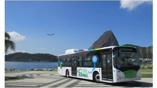 Brazil: First Zero-Emissions All-Electric Bus Launches in Rio de Janeiro