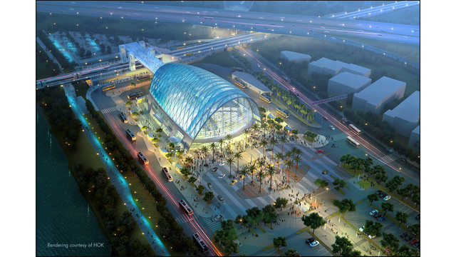 CA: ARTIC Project Receives AIA Award for Use of BIM
