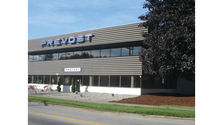 BC: Prevost Expands Parts Warehouse on West Coast