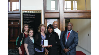 MI: The Ann Arbor Area Transportation Authority (TheRide) Receives Healthy Workplace Award
