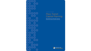Mass Transit Capital Planning