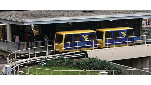 WV: Thales awarded turnkey contract for Personal Rapid Transit System at West Virginia University