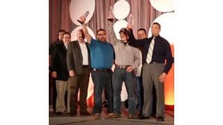 TX: Via Maintenance Team Wins International Title