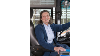 QC: The First Woman STM Bus Driver Takes A Well Deserved Retirement