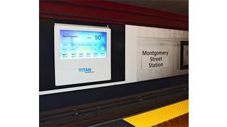 CA: BART Board Approves Platform Digital Displays for Advertising and News