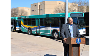 KS: Wichita Transit Unveils 10 New Buses