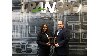 IN: Transpo Presents First General Manager's Award