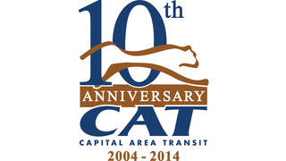 ND: CAT Bus to Celebrate 10 Years in May