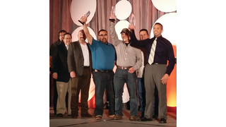 TX: Via Maintenance Team Wins International Title