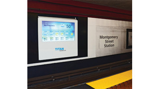 CA: BART Board Approves Platform Digital Displays for Advertising and News