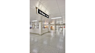ON: Rockfon's Metal Ceiling Systems Enhahnce TTC Islington Subway Station's Appearance