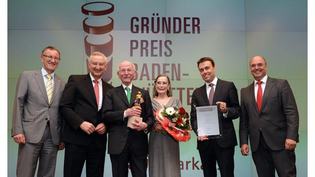 Germany: CEO of Bitzer Senator h. c. Peter Schaufler Receives Gründerpreis for His Life's Work