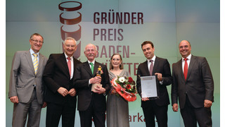 Germany: CEO of Bitzer Senator h. c. Peter Schaufler Receives Gründerpreis for His Life's Work