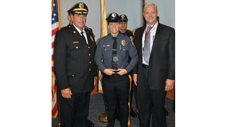 NJ: Delaware River Port Authority Honors Officer of the Year