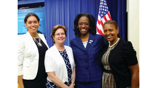 DC: Parsons Brinckerhoff's Greer Gillis Honored by White House as Transportation Champion of Change