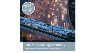 The Mobility Opportunity: Improving Public Transport to Drive Economic Growth