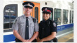 AB: Edmonton Transit & Edmonton Police team up on LRT