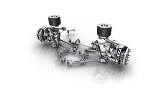 RL 82 EC Independent Suspension