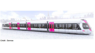 France: Alstom to Supply 15 Citadis Dualis Tram-Trains to SNCF for €80 million euros