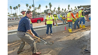 AZ: Community Celebrates Progress of the Northwest Light Rail Extension