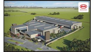 Brazil: BYD to Open Factory in Brazil