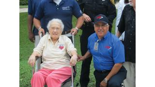 TX: Via Helps 108-Year-Old Veteran Make Honor Flight