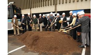 MN: Duluth Transit Celebrates Transportation Center Groundbreaking