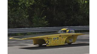 MI: University of Michigan Solar Car Features Avery Dennison Car Wrap for 2014 Solar Challange